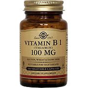 Vitamin B1 100 mg Thiamin -
