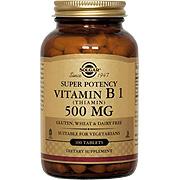 Vitamin B1 500 mg Thiamin -