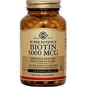 Biotin 5000 mcg -