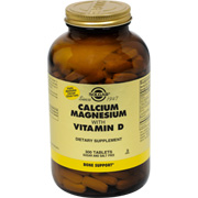 Calcium Magnesium with Vitamin D -