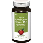 Original Apple Cider Vinegar Diet -