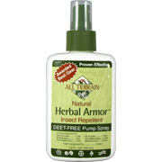 Herbal Armor Insect Repellent Spray -