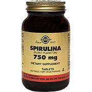 Spirulina 750 mg -