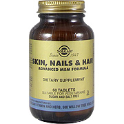 Skin, Nails and Hair -