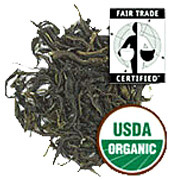 China Green Tea Organic & Fair Trade -