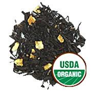 Cranberry Orange Flavored Black Tea Certified Organic -