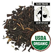 Darjeeling Black Tea Organic & Fair Trade -