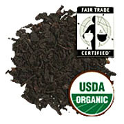 Earl Grey Tea Organic & Fair Trade -