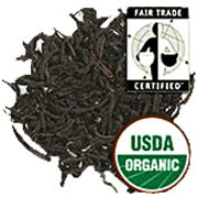 English Breakfast Tea Organic & Fair Trade -