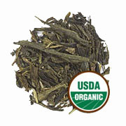 Green Earl Grey Tea Organic -