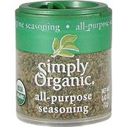 Simply Organic All Purpose Seasoning -