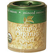 Simply Organic White Onion Minced -