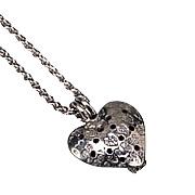 Heart Diffuser Pendant -