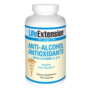Anti Alcohol Antioxidants - 