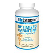 Optimized Carnitine with Glycocarn -