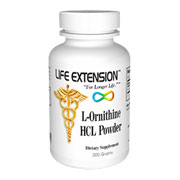 L-Ornithine HCL Powder -