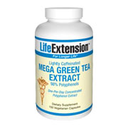 Mega Green Tea Extract -