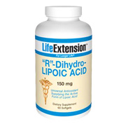 R-Dihydro-Lipoic Acid 150 mg - 