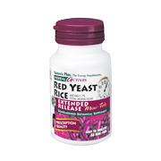 Red Yeast Rice Extended Release -