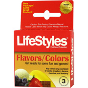 Lifestyles Assorted Flavors/Colors -