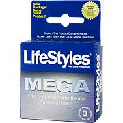 Lifestyles Mega XL -