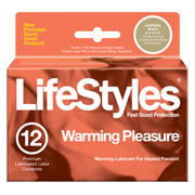 Lifestyles Warming Pleasure -