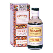 Dr. TC. Yales Phostose Brain Tonic -