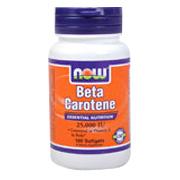 Beta Carotene 25000 -