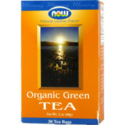 Organic Green Tea Lemon -