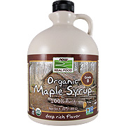 Organic Maple Syrup Pure B -