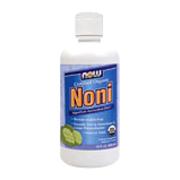 Organic Noni Juice with Raspberry Flavor -