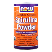 Organic Spirulina Powder -