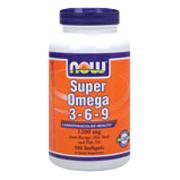Super Omega 3-6-9 1200MG -