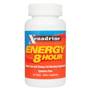 Xenadrine Energy 8 Hour -