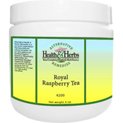 Royal Raspberry Tea -