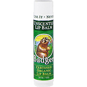 Unscented Lip Balm Stick -