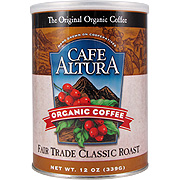 Fair Trade Classic Roast Ground Coffee -
