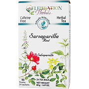 Sarsaparilla Root Tea Wild -