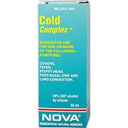 Cold Complex -