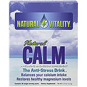 Natural Calm Packs Regular -