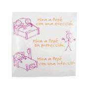 Mira a Pepé Condoms -