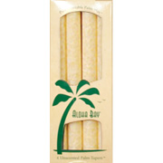 Cream Candle 9' Taper -