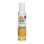 Orange Air Freshener -