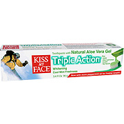 Triple Action Toothpaste -