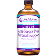 Anti Stress Plus Adrenal Support -