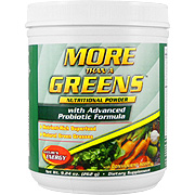 More Than a Greens Powder -