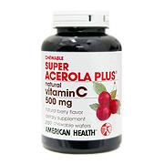 Super Acerola Plus Chewable 500mg -