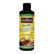 Organic Cold Pressed Hemp Oil -