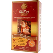 Surya Henna Powder Ash Brown -