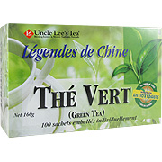 Green Tea Legends of China -